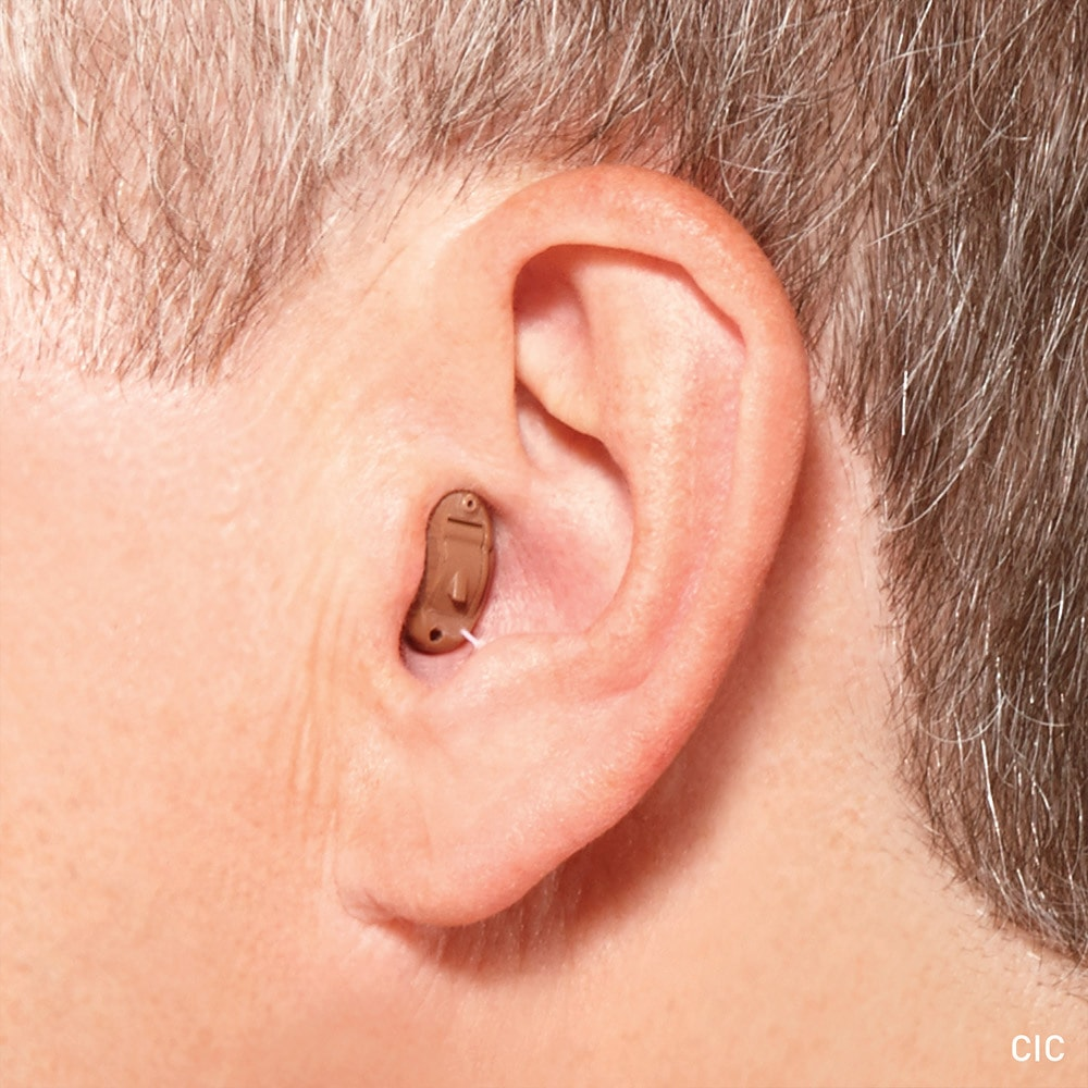 In the Canal Hearing Aids